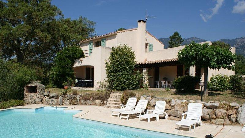 ------- Villa -------, vacation rental in Sotta