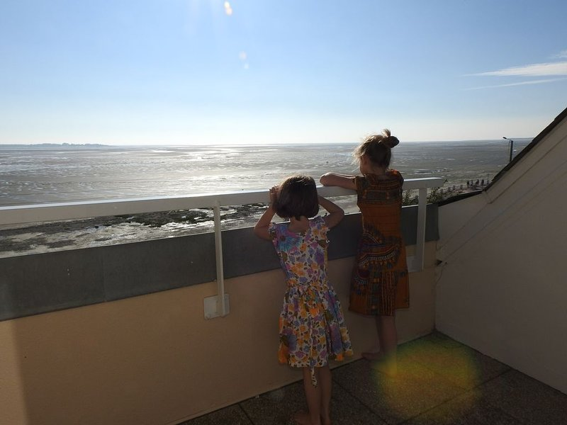Appartement résidence standing superbe vue Baie de Somme, vacation rental in Somme