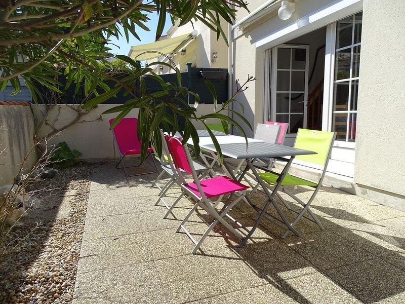 Maison de vacances idéale, 500m de la plage et des commerces, vakantiewoning in Saint-Georges d'Oléron
