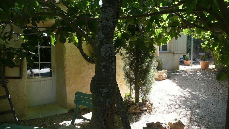 Gîte Notre Cabanon en Provence, alquiler vacacional en Auriol
