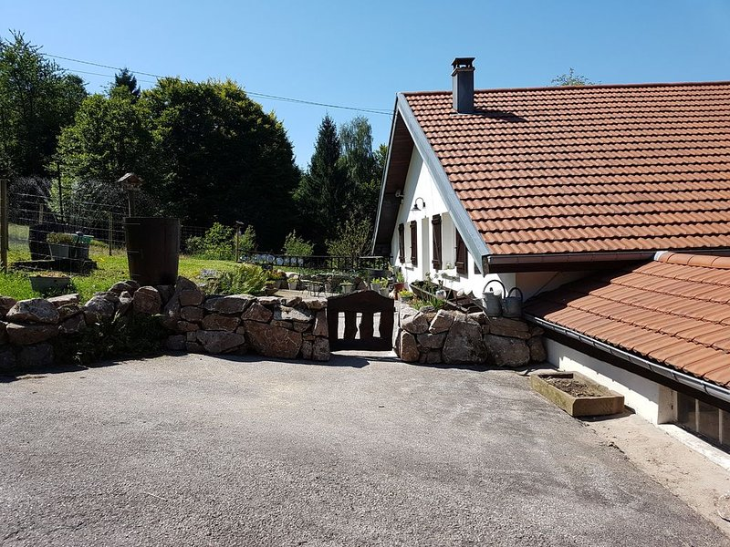 Gite' les 3 petits cochons', holiday rental in Fraize