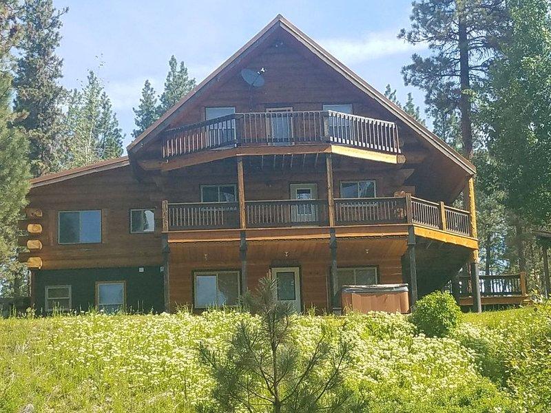 Middle Fork Retreat!, aluguéis de temporada em Crouch