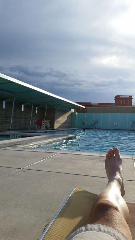 Prospect Community Pool - abierto durante el verano