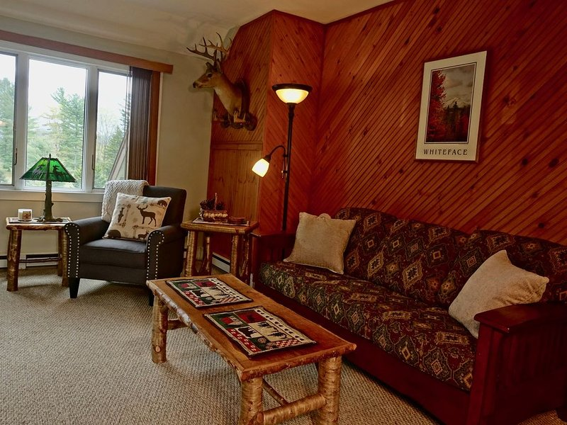Chillax Lodge at Whiteface Club Resort, alquiler de vacaciones en Lake Placid