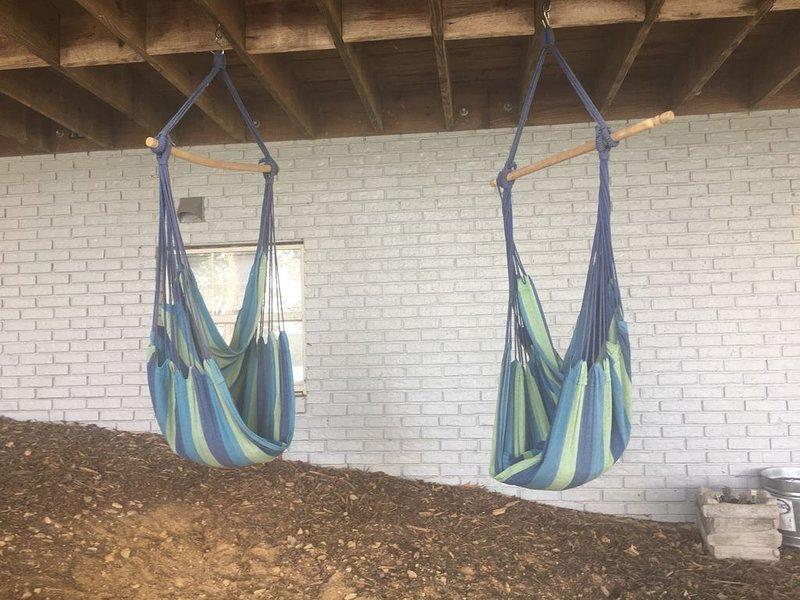 Hamac Swings.