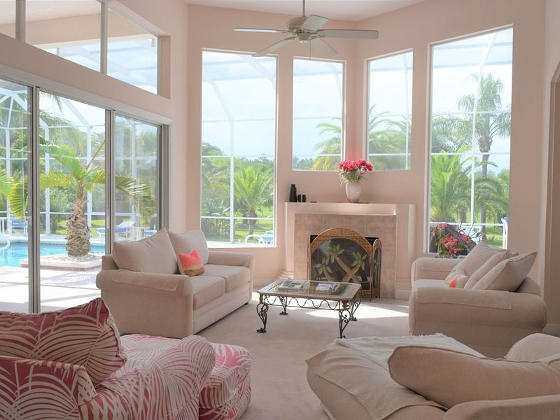 Deal  12.9 to 12. 20� Relax at the beach   �  Pool, Hot tub, restaurants open, holiday rental in New Smyrna Beach