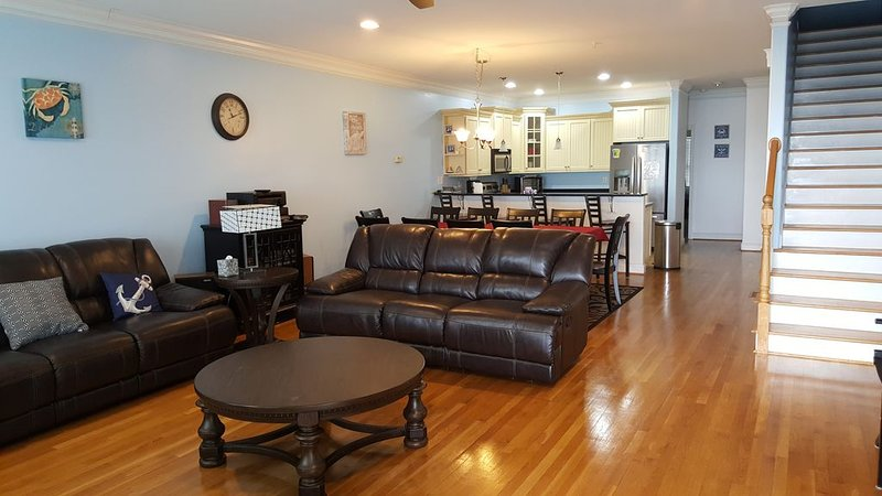 Pet friendly with pool, vacation rental in Kure Beach