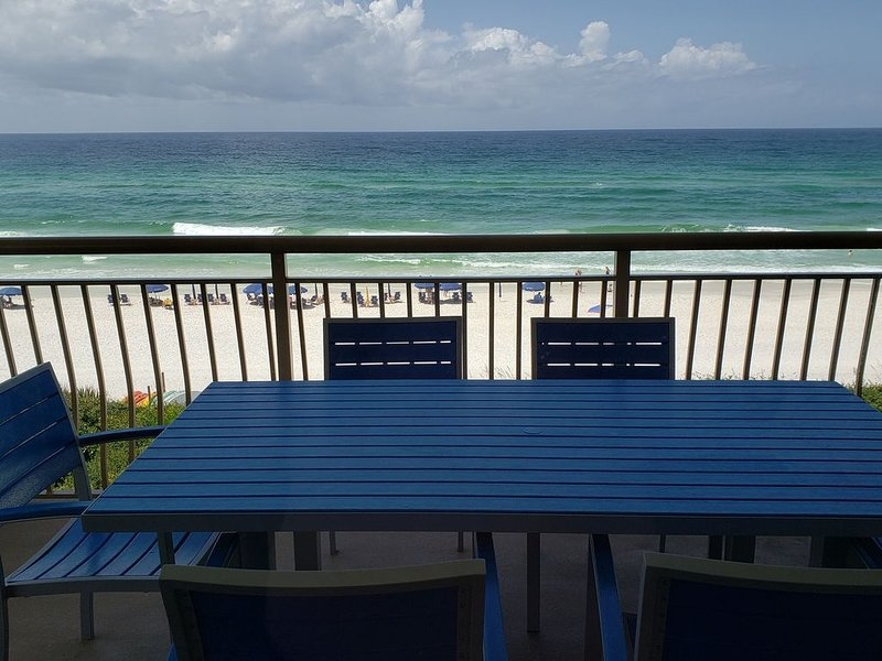 Best Unit at High Pointe! Amazing Gulf Front Views! Close to Rosemary and Alys!, casa vacanza a Rosemary Beach