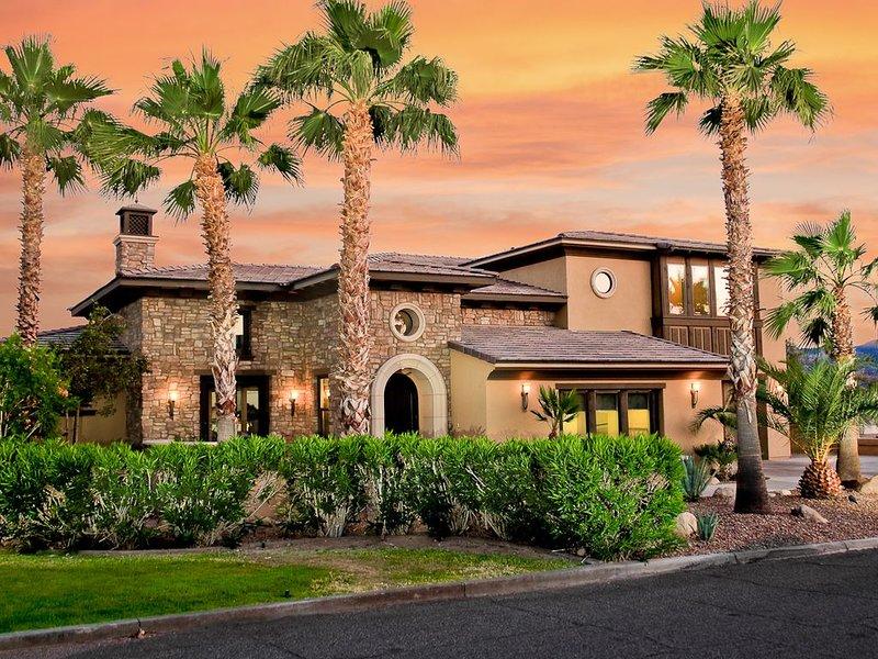 Owner Built Custom Home, casa vacanza a Lake Havasu City