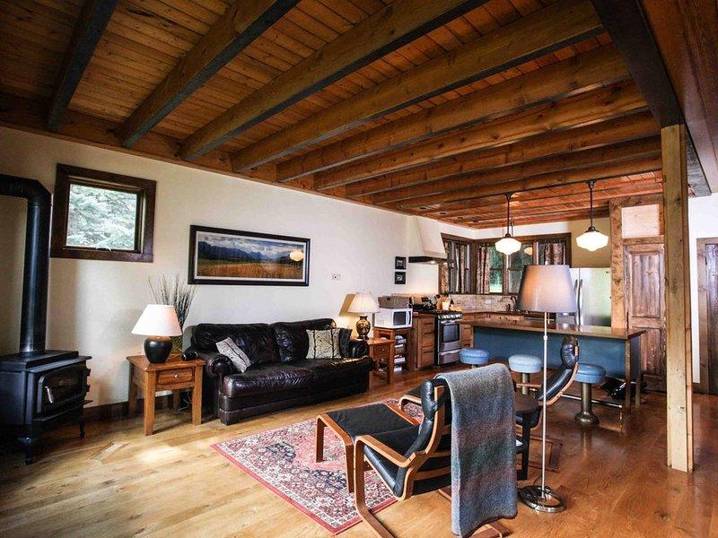 The Lamar at Lamar Valley Cabins, aluguéis de temporada em Cooke City