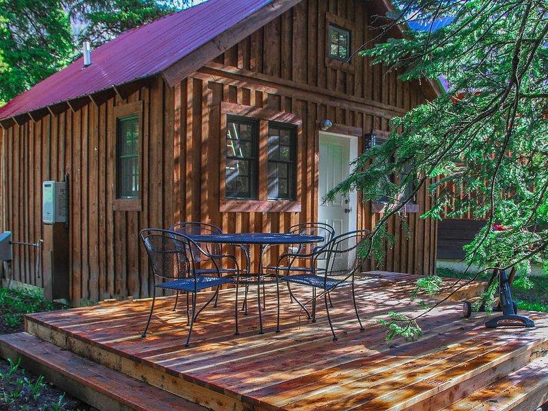 Lamar Valley Cabins - Silver Falls, aluguéis de temporada em Cooke City
