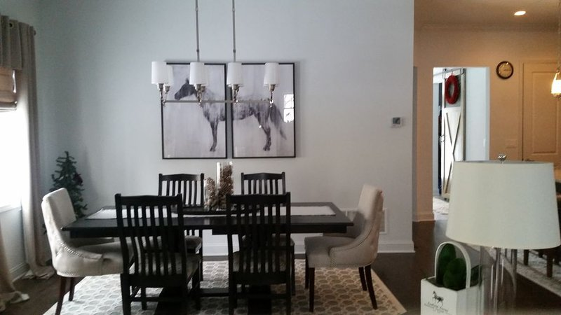 Rental New 3 Bedroom Home, holiday rental in Saratoga Springs
