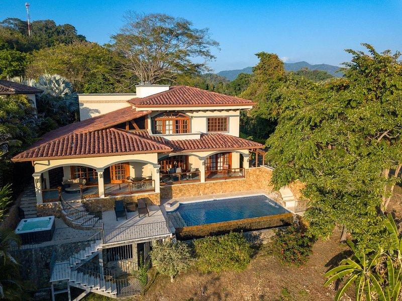 Best Location: Over Looks Los Suenos Marina, holiday rental in Herradura