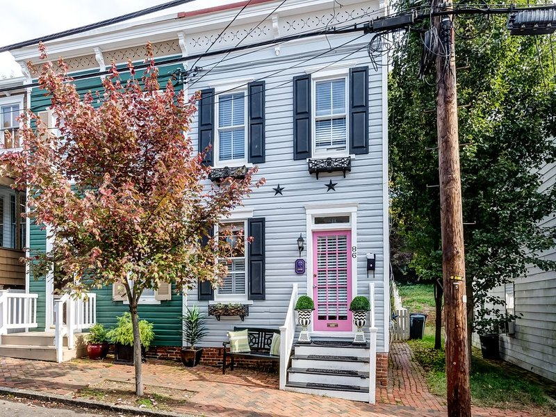 Renovated Historic Home located downtown with parking - Walk everywhere !, vacation rental in Annapolis