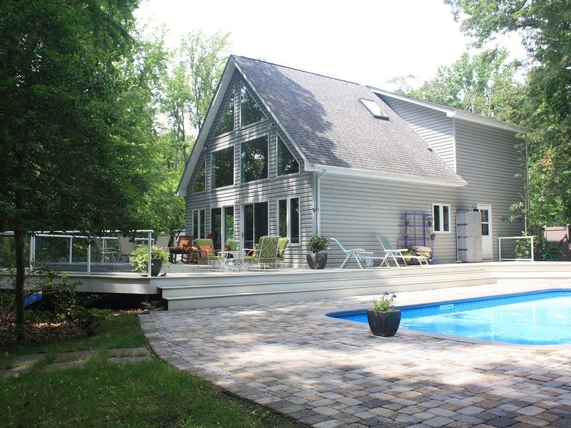 Stunning Waterfront Hideaway on Michener's Choptank River.  Special Rates*, holiday rental in Centreville