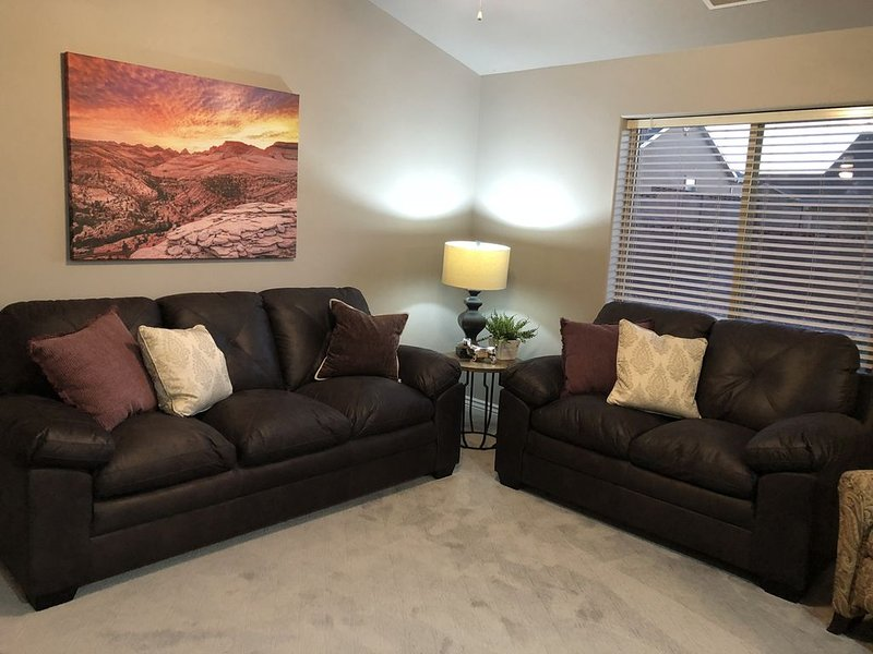 NEW Family Home in the Heart of Southern Utah, holiday rental in Cedar City