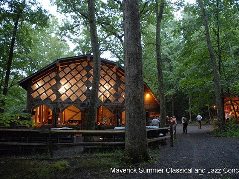 Conciertos Maverick - Disfruta de conciertos de música clásica en el bosque