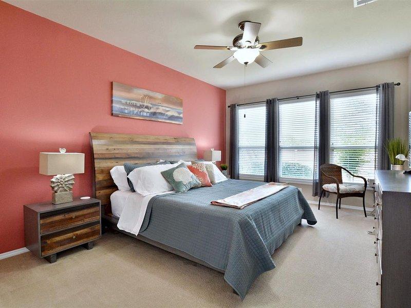 SUN CITY GEORGETOWN, TX RESORT - STUNNING CONTEMPORARY!, location de vacances à Georgetown