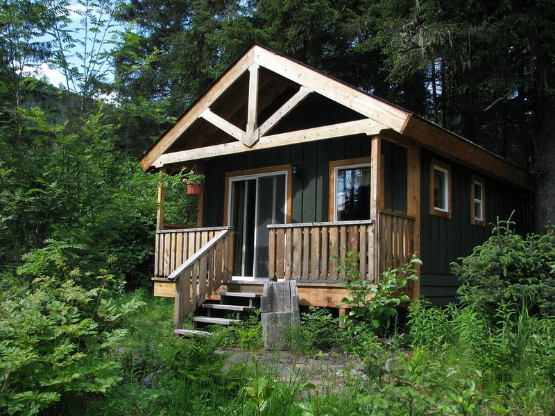 Cozy Swedish-Style Cabin...  Our Specialty is in the Details!, location de vacances à Seward
