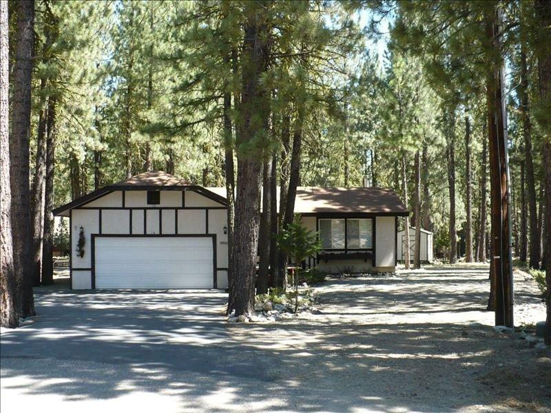 Family & Pet Friendly Golfer's & Mountain Paradise, vacation rental in Sierra City