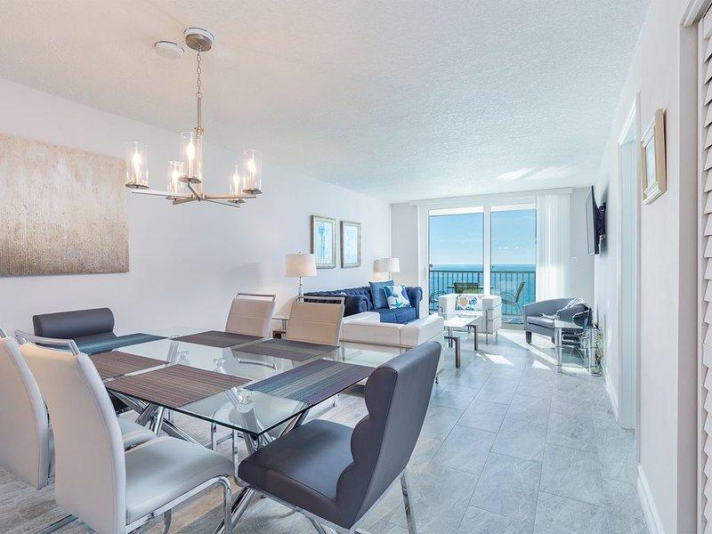 Private Beach & Premium Gulf Side Condo - Unit 1007, vacation rental in Indian Shores