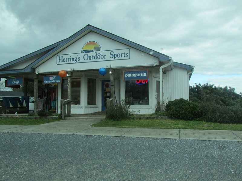 Herrings has all kinds of rentals. very close to house. bikes, paddle boards,etc
