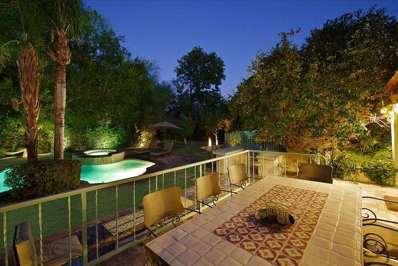 Casa Clara - Private Hacienda on almost 1/2 acre!!!, alquiler de vacaciones en Rancho Mirage