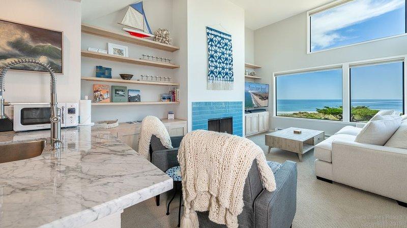 Pajaro Dunes Resort: Premium Ocean View 2 Bdrm, 2 Bath Remodeled Condo, alquiler vacacional en Watsonville
