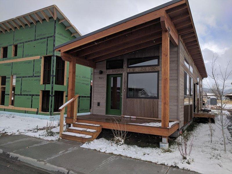 Your Midway Stop for a Teton Adventure, aluguéis de temporada em Victor