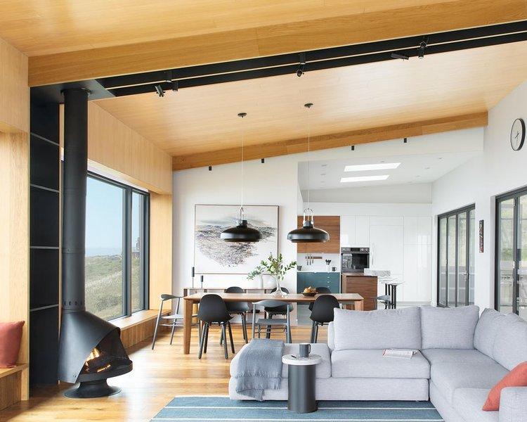 Sky House • Boutique seaside villa with cinema & spa, casa vacanza a Dillon Beach