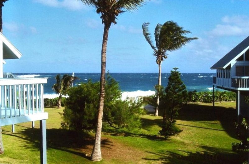 Blue Heaven - Where You See the Waves from Every Room, vacation rental in Basseterre