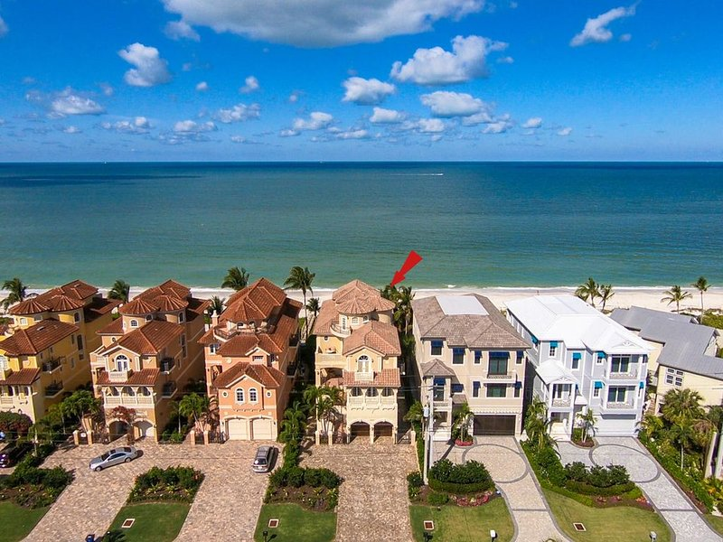 Beautiful Beach Villa, alquiler de vacaciones en Bonita Springs