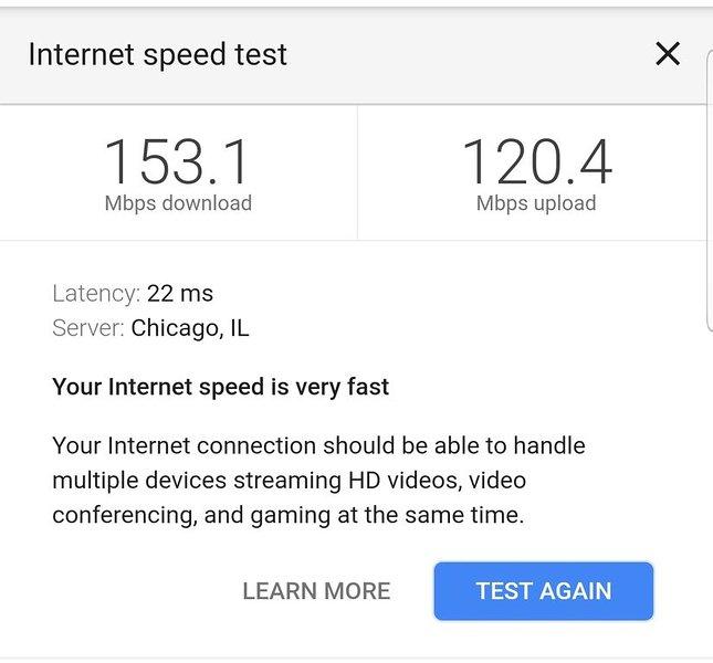 Nous avons un réseau domestique sécurisé réseau wifi pour assurer un signal fort!