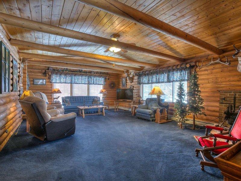 Bluebird Cabin, Estes Park CO, vacation rental in Drake