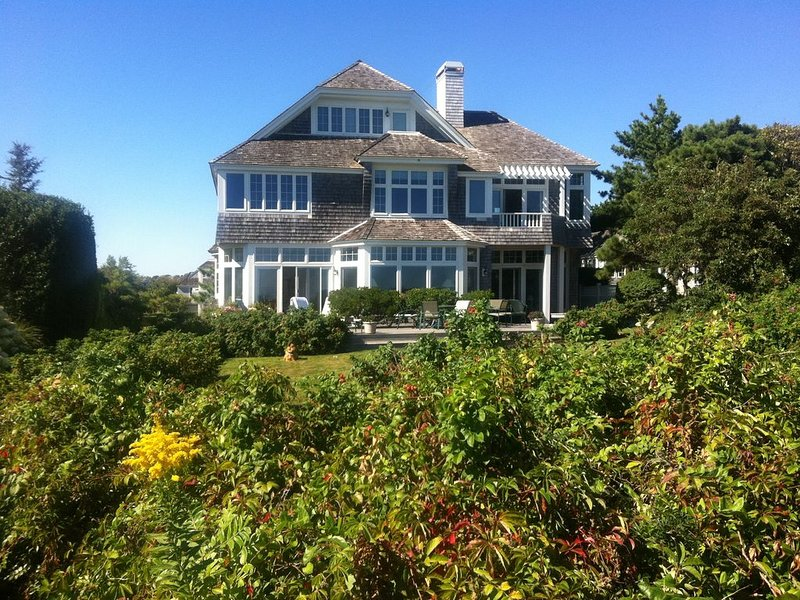 Fabulous Cape Cod ocean property in New Seabury, MA, holiday rental in Mashpee