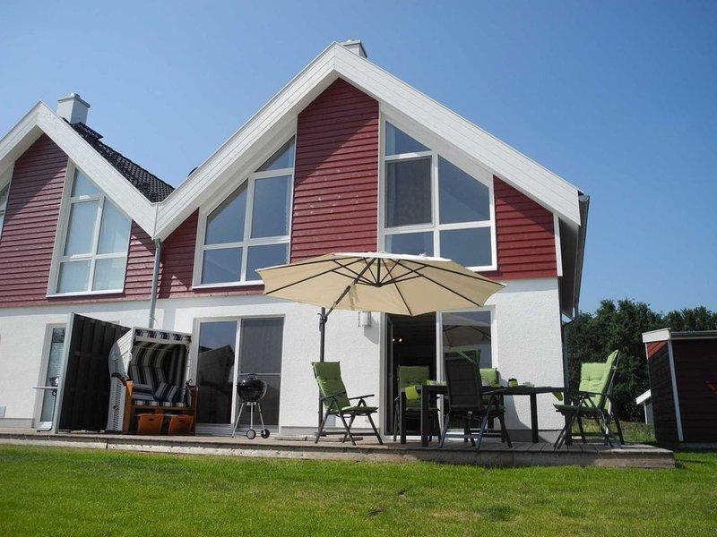Ferienhaus mit Wohlfühlambiente im Seepark Nordhorn: hochwertig eingerichtet, holiday rental in Uelsen