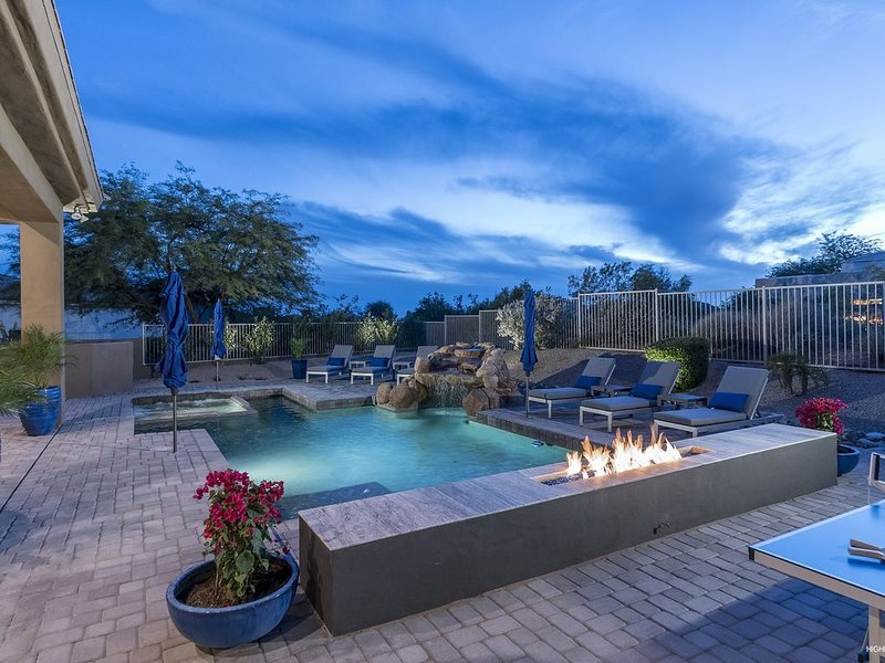 Modern and Spacious Home at Troon North - Close to World Class Golf Courses, vacation rental in Cave Creek