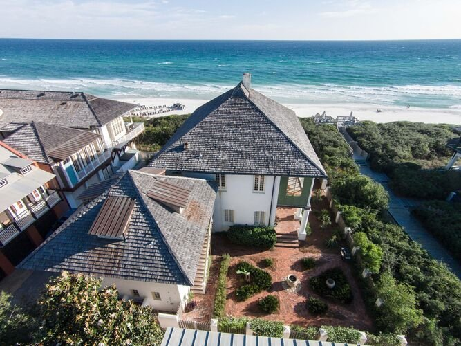 Pitot Carriage, 30A Cottages, Steps from sand in Rosemary Beach, Gulf View!!!, vacation rental in Inlet Beach