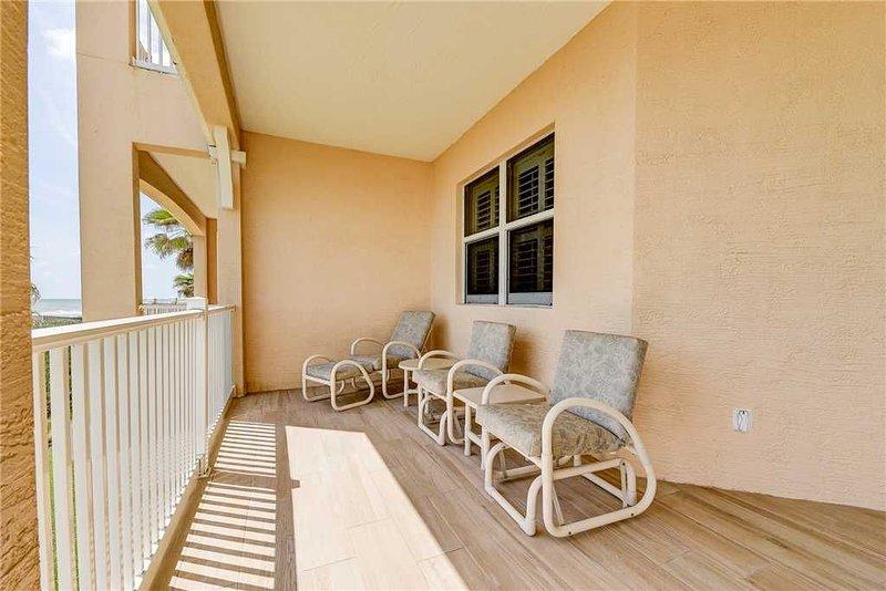 Serenidad: mientras está sentado en el balcón saboreando una copa de buen vino, es posible que tenga que pellizcarse para asegurarse de que su entorno no sea un sueño.