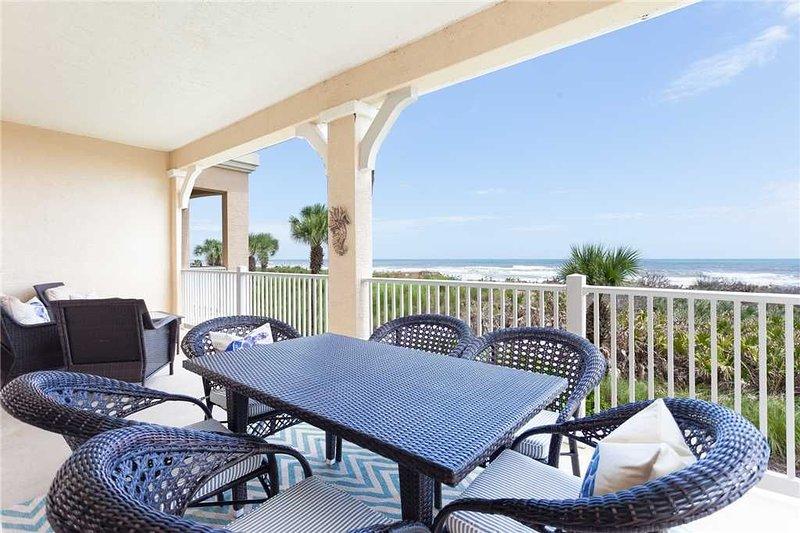 ¡Bienvenido a 725 Cinnamon Beach! - Imagínese relajarse aquí afuera mientras se pone el sol, tomar una copa con sus amigos, reír y pasar un buen rato antes de entregar.