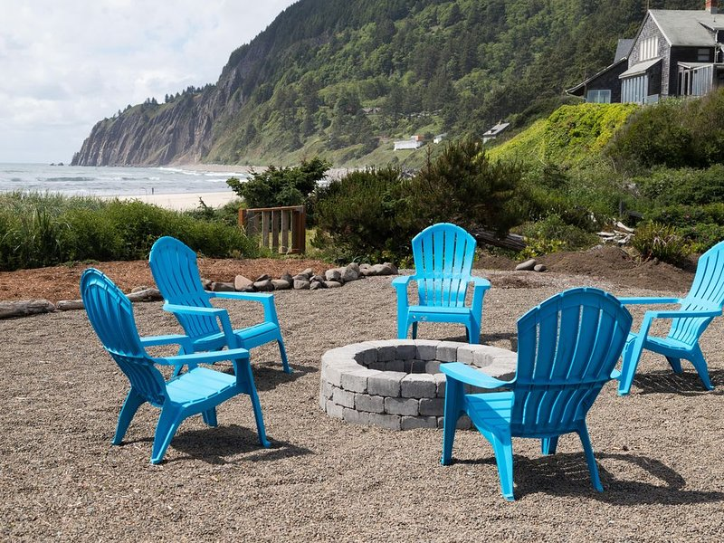 Oceanfront Cottage, vacation rental in Manzanita