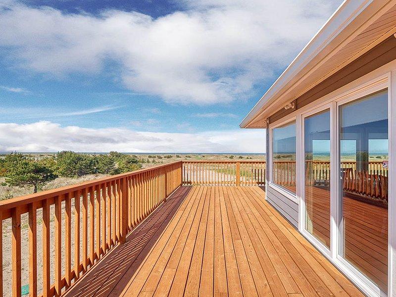 Bk 2/Get 2 FREE! Luxury w/ WOW oceanviews, custom home, private(Cald), aluguéis de temporada em Long Beach