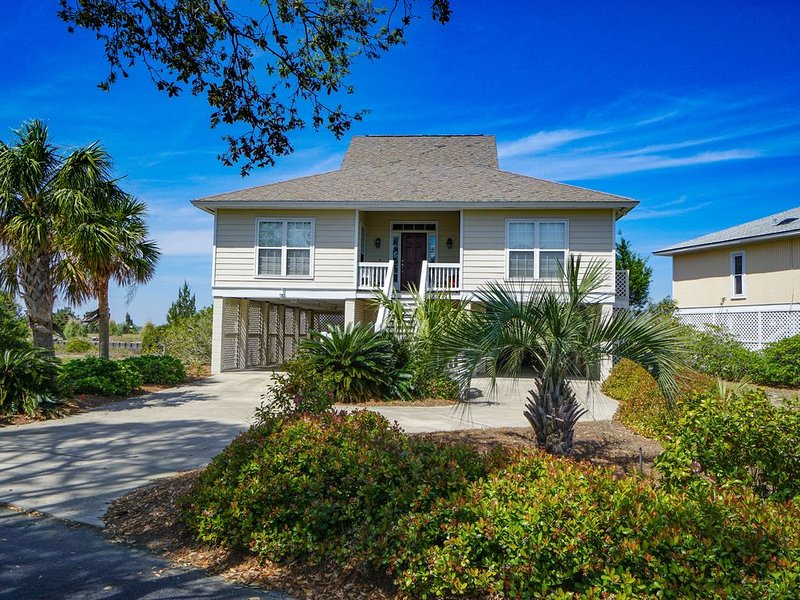 Paradise on Nautical Watch, holiday rental in Harbor Island