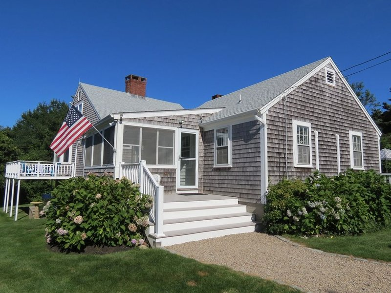 Secluded East Orleans gem, close to Nauset Beach: 089-O, holiday rental in Orleans