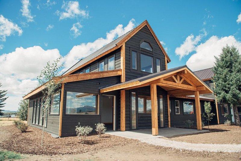 30% OFF LAST MINUTE SPECIAL!Cache Vista Ranch A | Near Grand Targhee Resort* – semesterbostad i Tetonia
