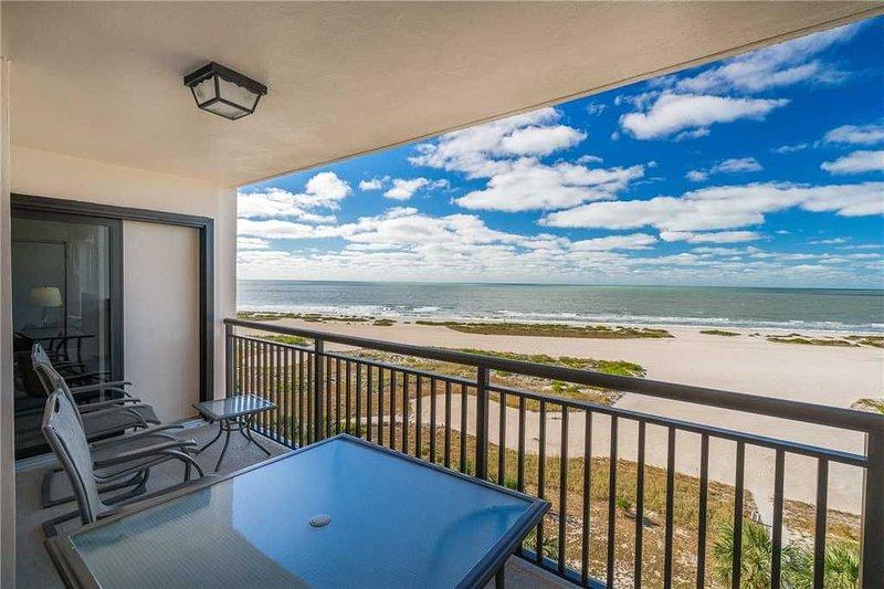 Harbor Light Towers 803, 2 Bedrooms, Pool Access, WiFi, Sleeps 6, alquiler de vacaciones en Belleair