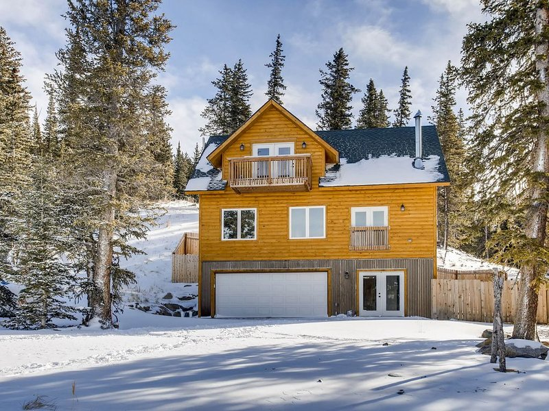 Pet Friendly/ Mountain Views/ minutes from Breckenridge-Con Alma, holiday rental in Fairplay