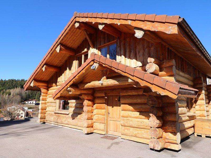 Chalet 'Rondins des Bois' Sauna, Kota Grill, Balnéo, wifi, 500m du lac, casa vacanza a Xonrupt-Longemer