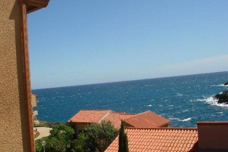 Location appartment ds immeuble a Collioure, casa vacanza a Collioure