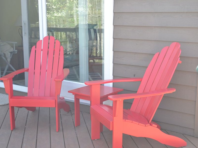 Waterfront home located on quiet cove mid-lake! 3 kayaks, hot tub, firepit!, holiday rental in Mineral